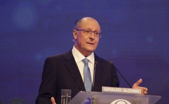 ['Espero que esse processo não tenha vindo do Palácio', diz Alckmin sobre pedido de Meirelles]