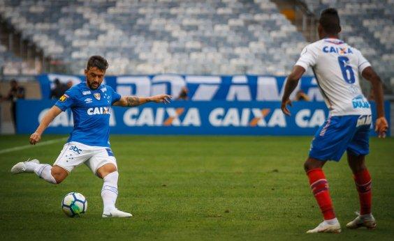 [Bahia mantém invencibilidade, mas fica apenas no empate com Cruzeiro]
