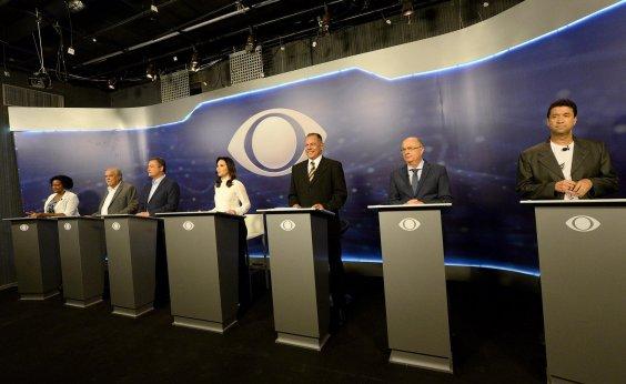 [Candidatos ao governo da Bahia vão participar de mais cinco debates até o 1º turno]