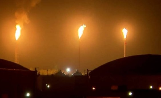 [Incêndio em refinaria não afeta abastecimento em curto prazo, diz executivo da Petrobras]