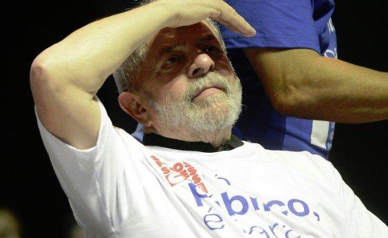 [Vice-procurador-geral eleitoral diz ao TSE que 'Lula está inelegível']