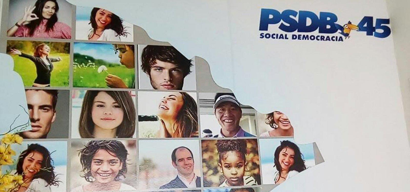 [PSDB de Sergipe usa foto de Selena Gomez como moradora local e apoiadora do partido]