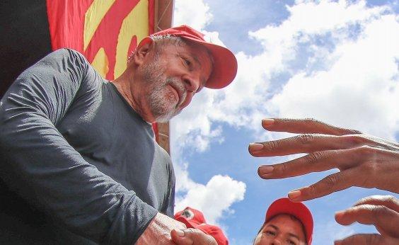 [PT pede 'atenção' à militância para não mencionar Lula como candidato]