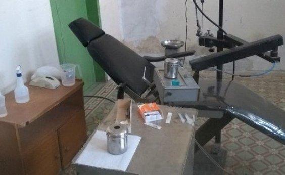 [Dois falsos dentistas em exercício são presos no interior da Bahia]