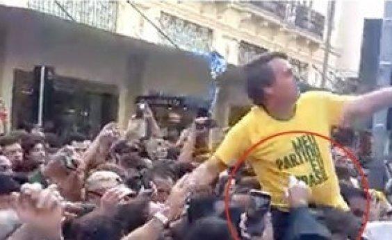 [Presidenciáveis repudiam ataque a Jair Bolsonaro]