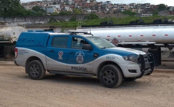 [Polícia recupera 20 mil litros de combustíveis roubados em Salvador]