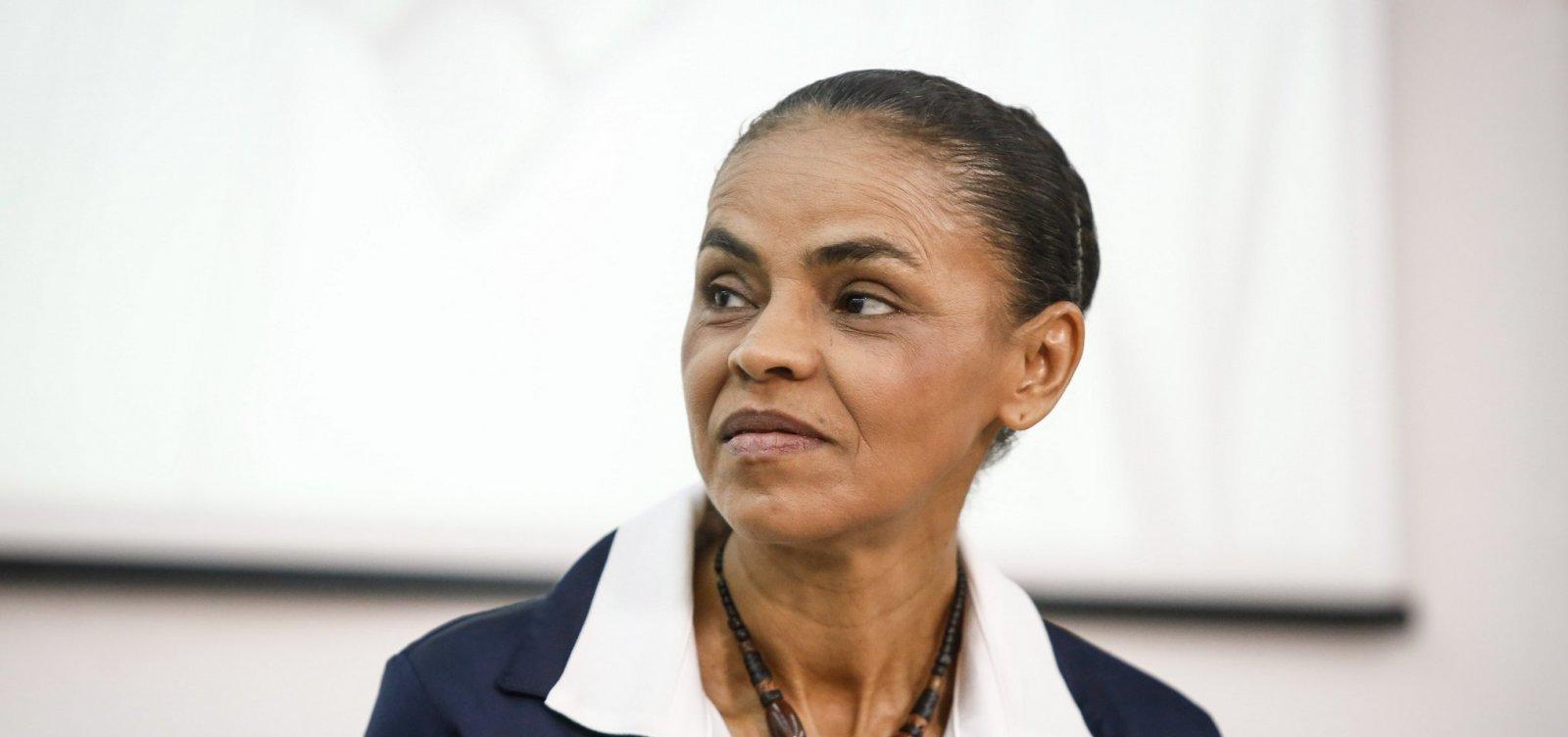 [Marina Silva faz campanha eleitoral hoje em Salvador]