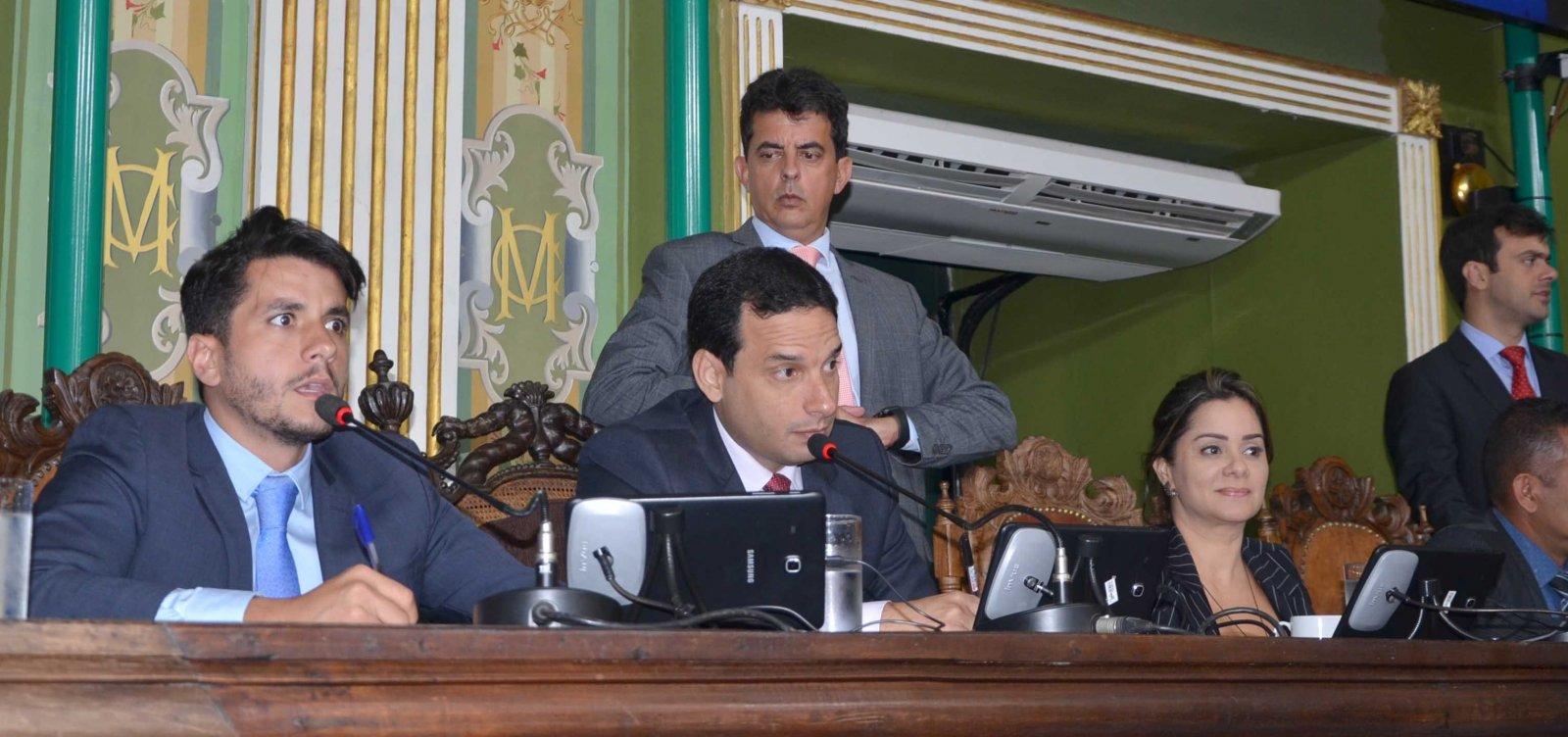 [Câmara de Salvador vota hoje reajuste dos servidores e liberação de empréstimo ]