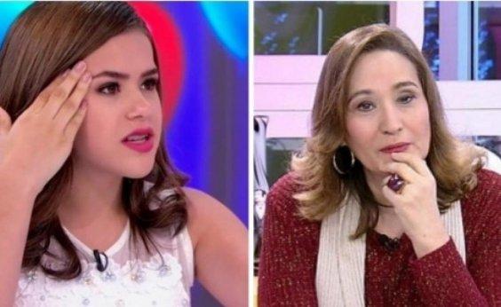 [Sonia Abrão detona Maisa: 'É uma chata, mal educada' ]