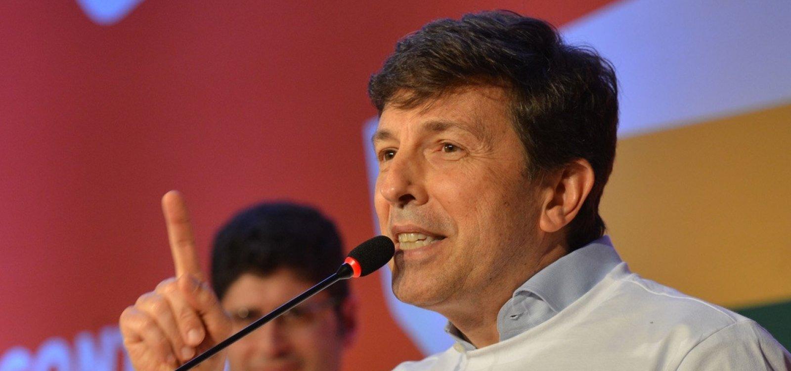 [Amoêdo anuncia que, se eleito, vai privatizar Petrobras]