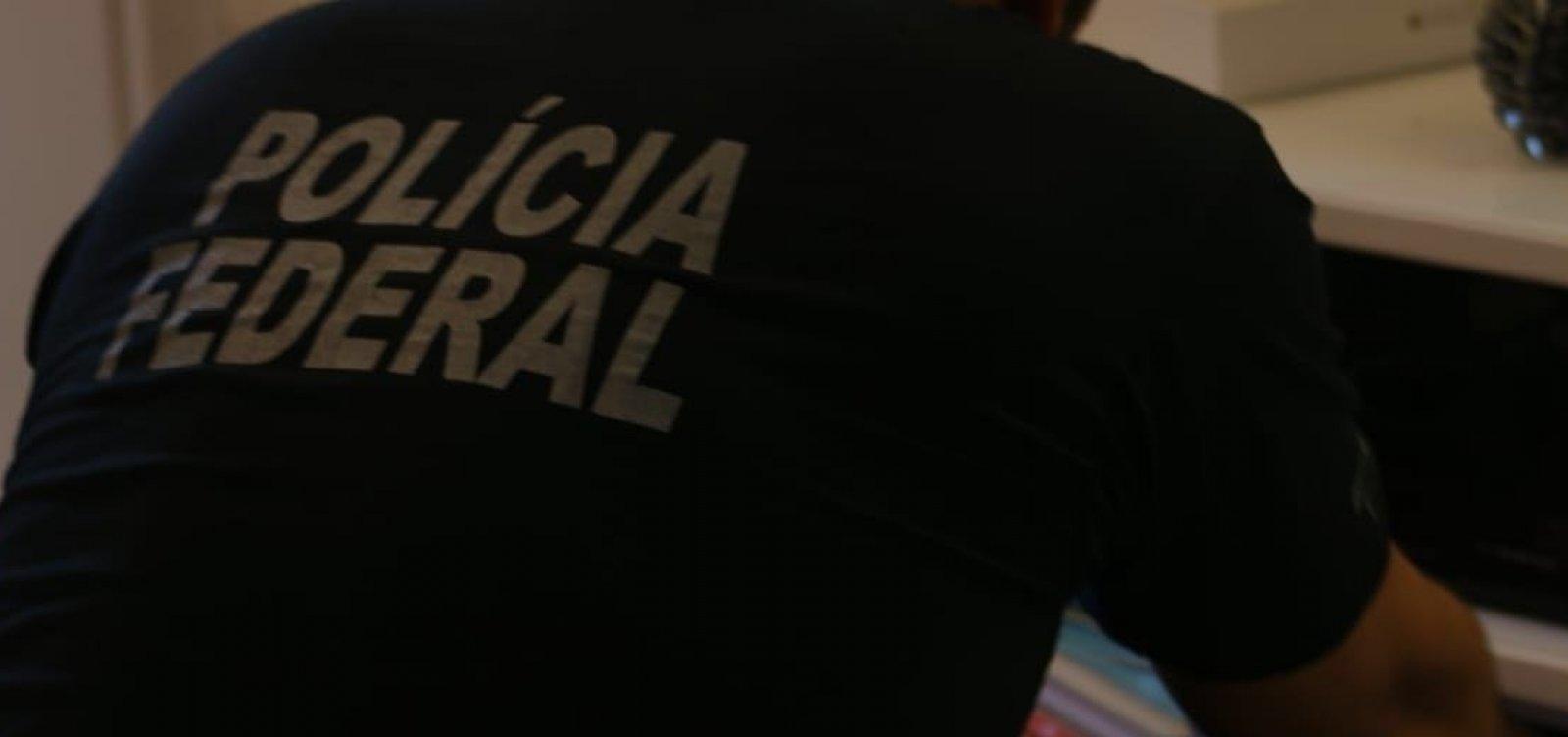 [PF deflagra operação contra corrupção na Casa da Moeda do Rio de Janeiro]