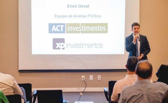 [Em evento da ACT Investimentos, analista político da XP diz que Haddad pode 'aglutinar' centrão]