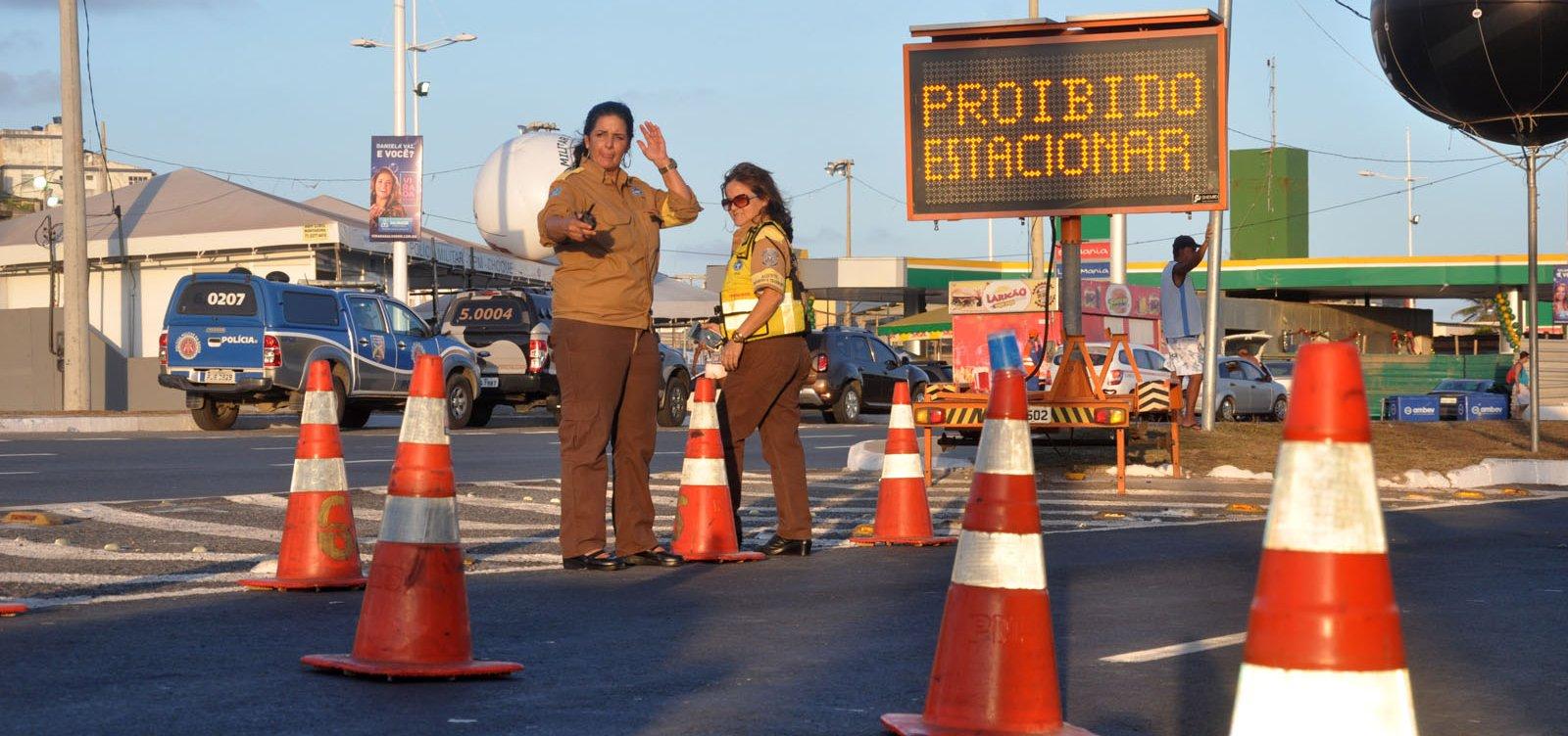[Festival da Primavera causa alterações no trânsito de Salvador neste domingo]