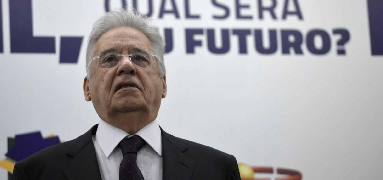[Nas redes sociais, FHC ignora candidatura de Alckmin]