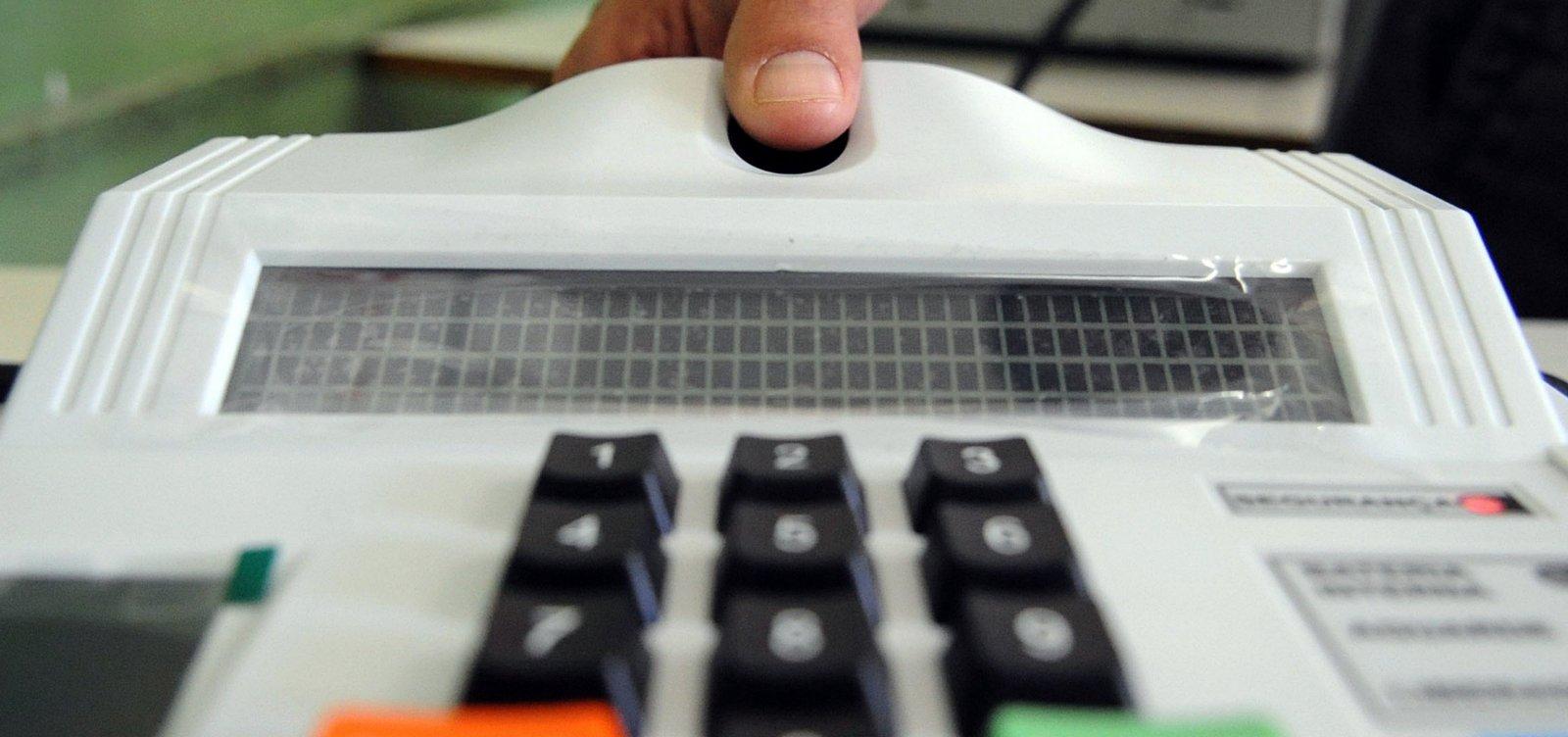 [Sem cadastro biométrico, 3,6 milhões de brasileiros tiveram título cancelado]