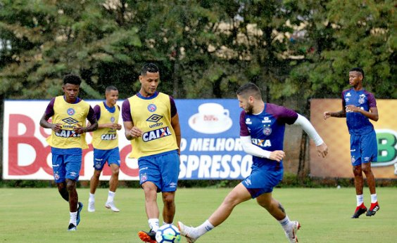 [Bahia enfrenta Palmeiras hoje na Arena Fonte Nova; Metrópole transmite]