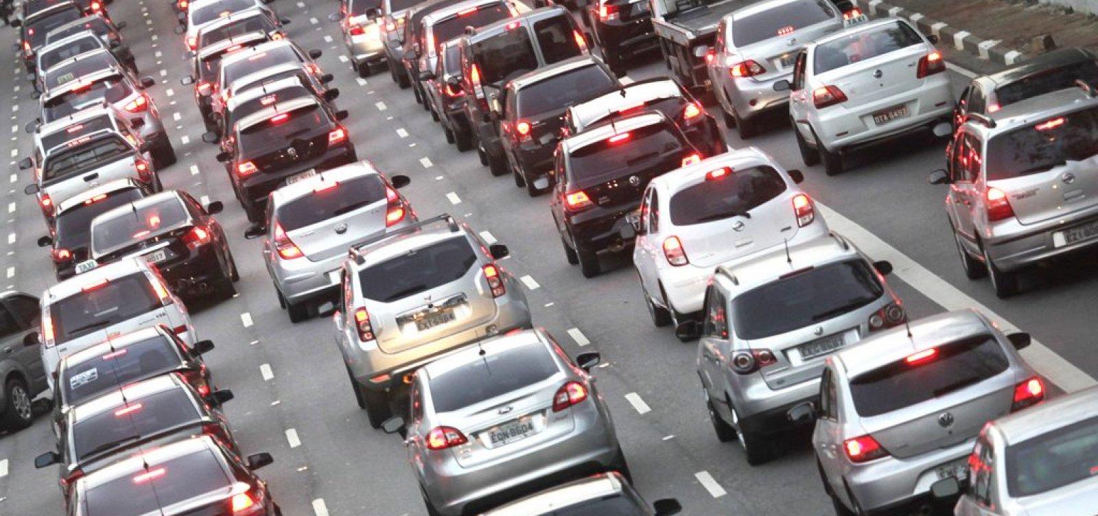 [Nas estradas, 4 em cada 10 pessoas não usam cinto de segurança, diz levantamento ]
