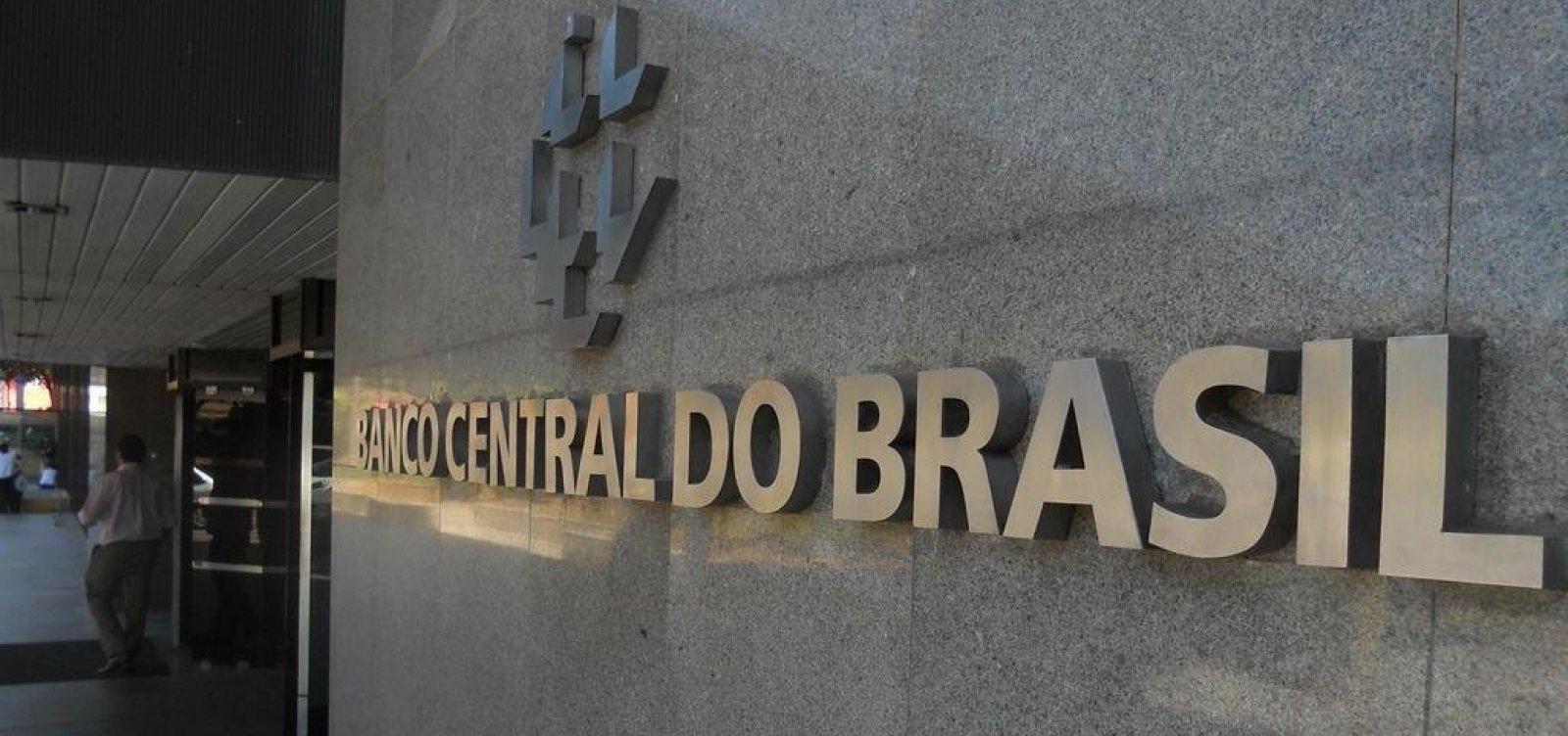 [Banco Central aponta crescimento econômico de 0,57% em julho ]