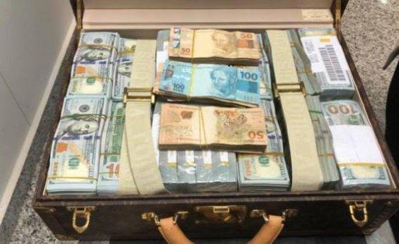 [PF investiga origem de US$ 16 milhões apreendidos com filho de ditador africano]
