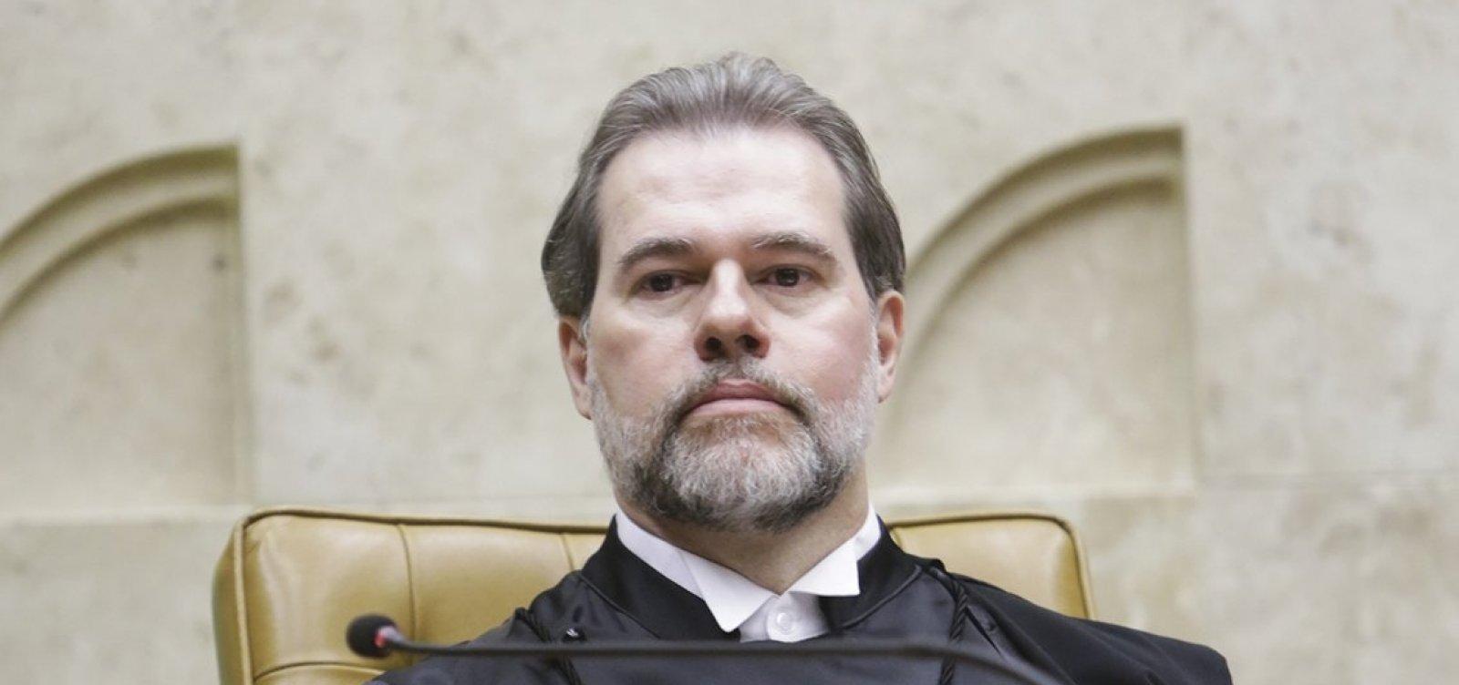 [Novo presidente do STF diz que 'dificilmente' prisão de Lula será revista]
