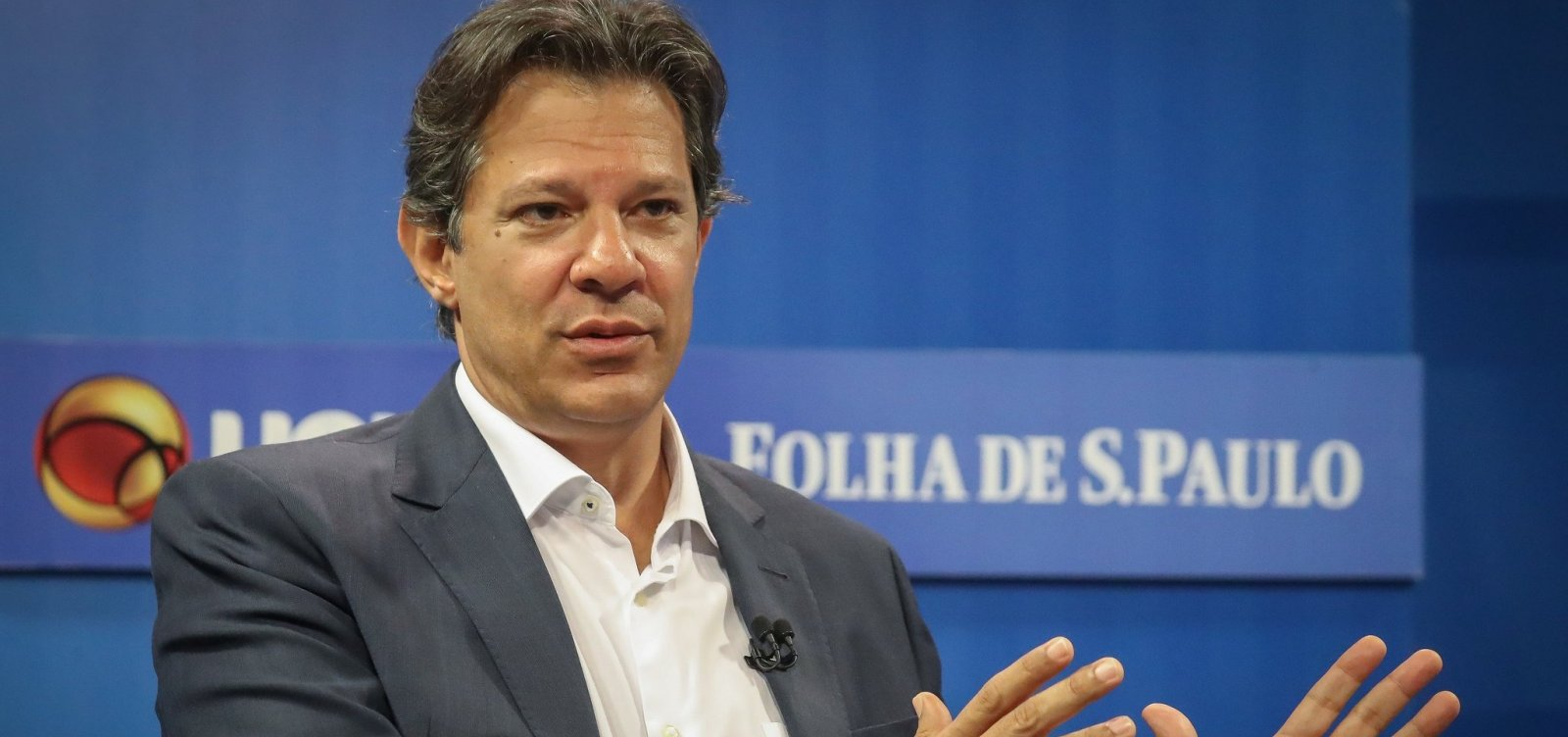[Haddad diz que, se eleito, manterá rotina de visitas a Lula]