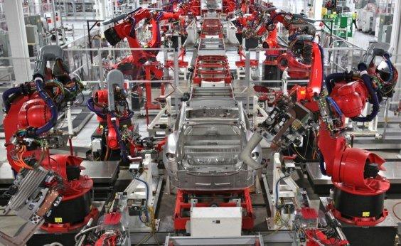 [Estudo aponta que robôs farão mais tarefas que humanos em 2025]