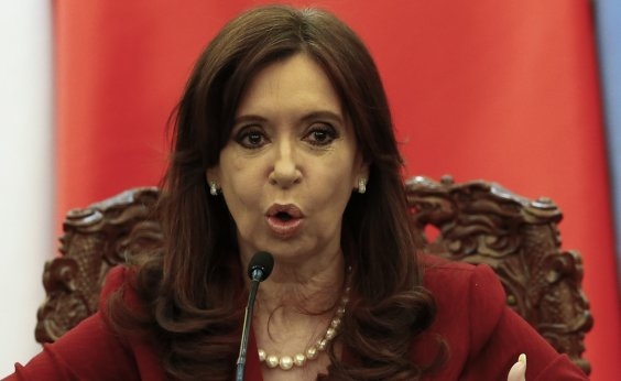 [Juiz pede prisão preventiva da ex-presidente Cristina Kirchner]