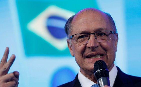 [Campanha de Alckmin tem receio de fuga de aliados do 'centrão' ]