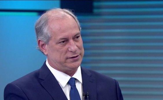 [Ciro diz que Lula desconhecia mensalão, mas estava ciente da corrupção na Petrobras]
