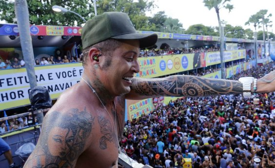 [MP-BA instaura inquérito para apurar contratação de Kannário no Carnaval de Salvador]