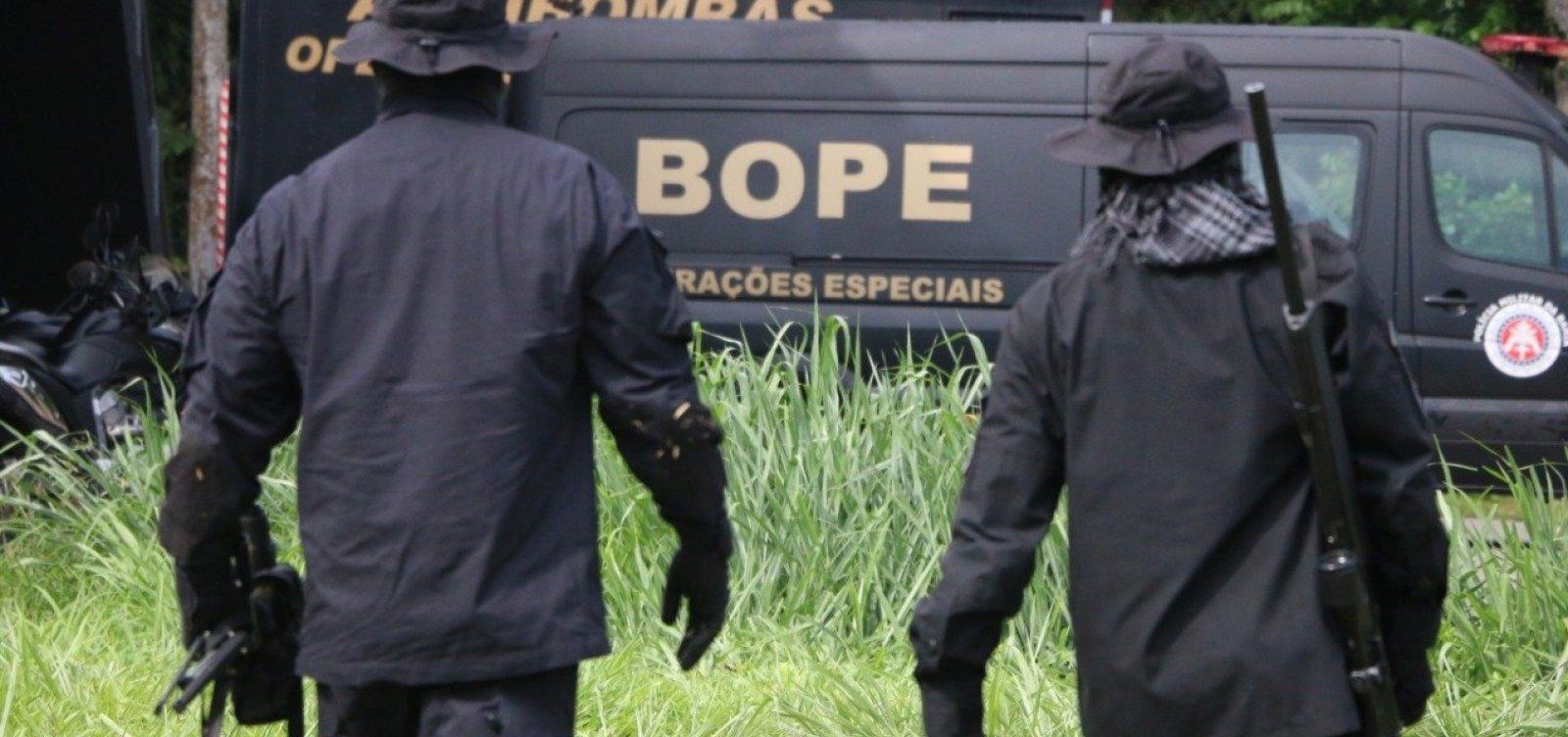 [Número de roubos a bancos tem queda de 31% na Bahia, segundo SSP]