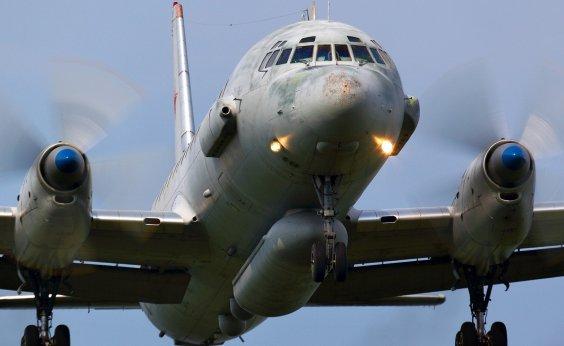 [Rússia culpa Israel de causar queda de avião militar]