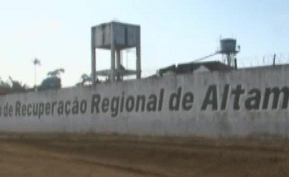 [Motim em presídio de Altamira deixa 7 presos mortos]