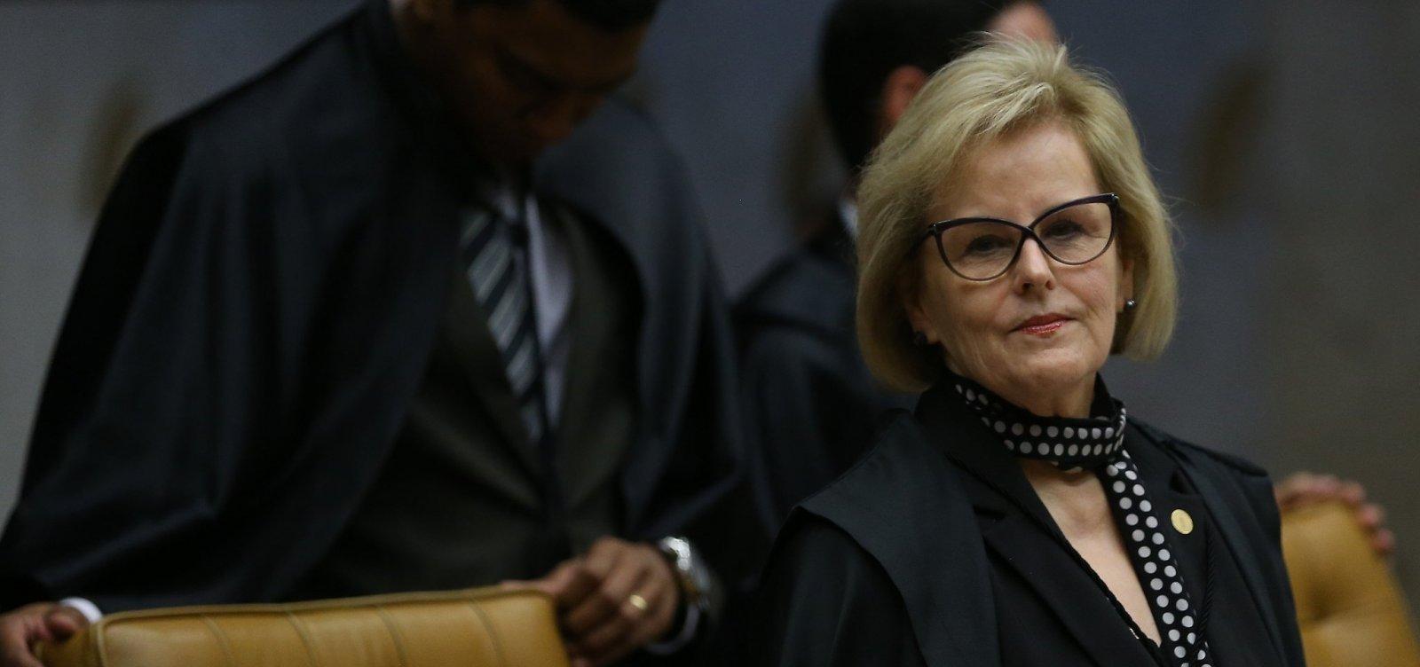 [Rosa Weber ressalta que não há fraude comprovada das urnas eletrônicas]