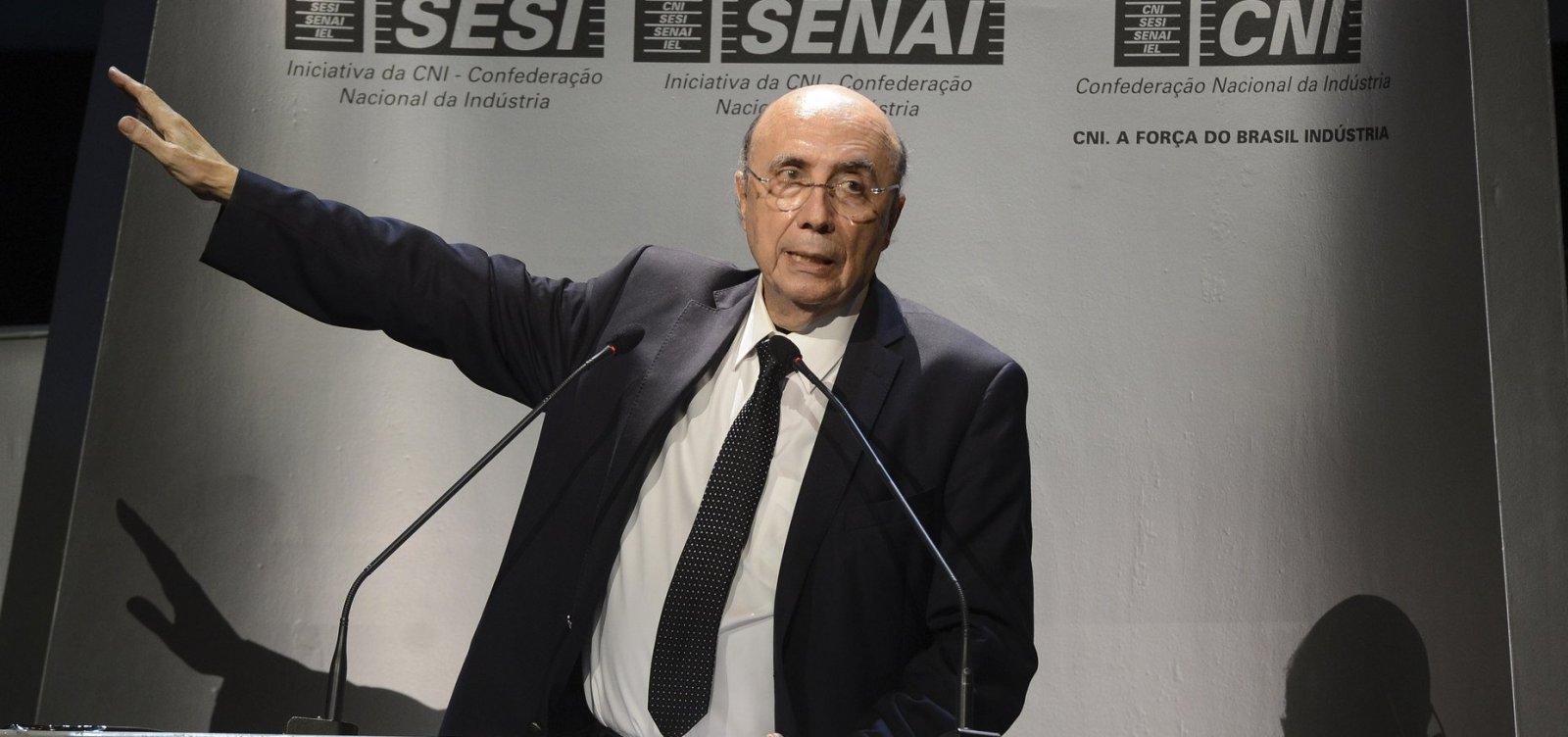 [Meirelles quer ultrapassar Alckmin em intenções de votos]