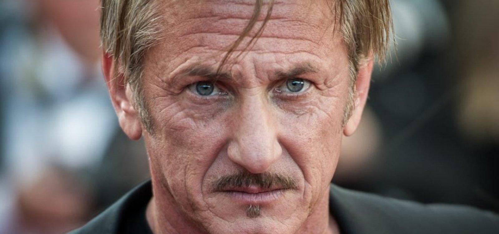 [Sean Penn diz que movimento #MeToo serve para 'dividir homens e mulheres']