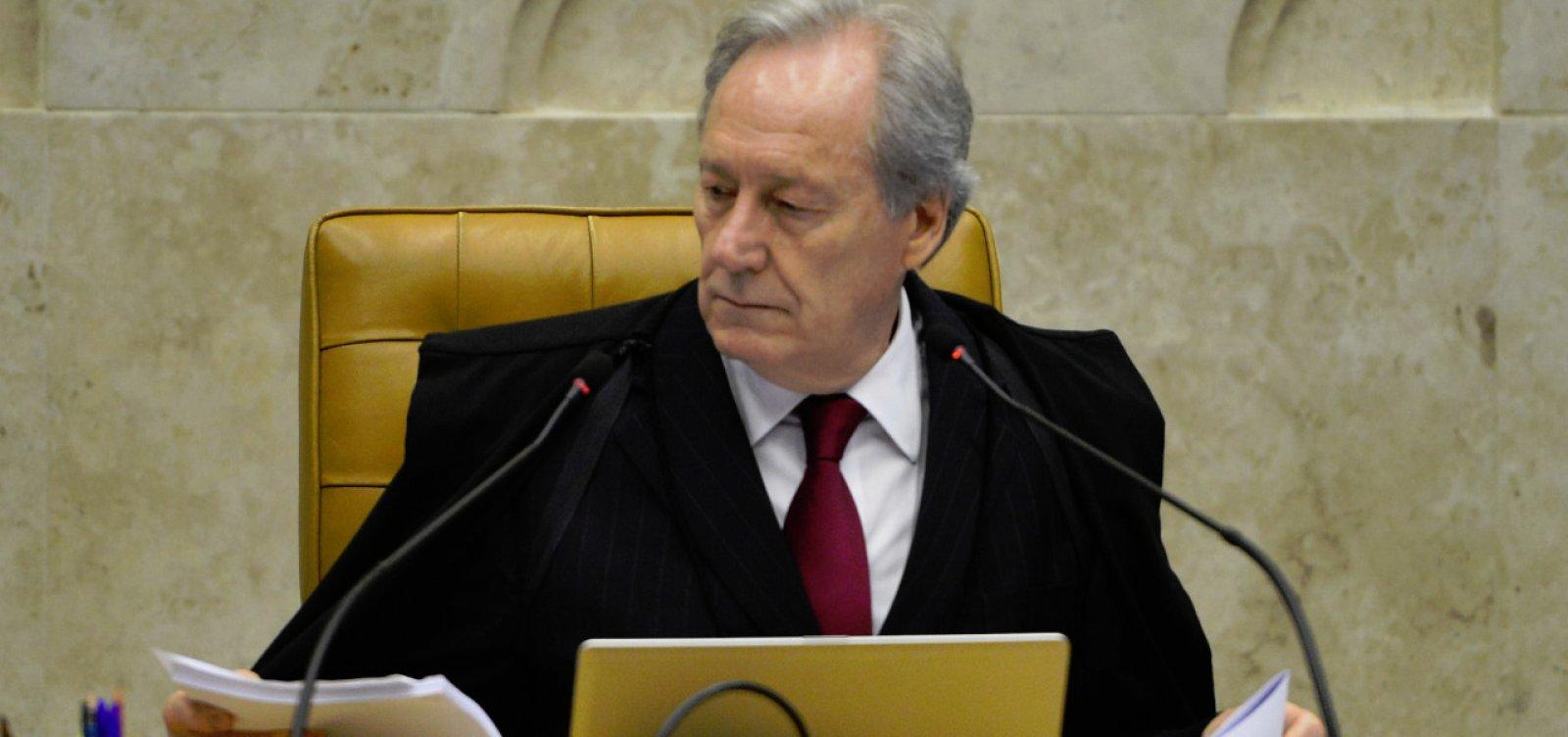 [Lewandowski diz que vai 'procurar liberar' recurso de Lula até semana que vem]