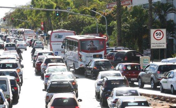 [Salvador reduziu mais de 40% o número de mortes no trânsito, diz Ministério da Saúde]