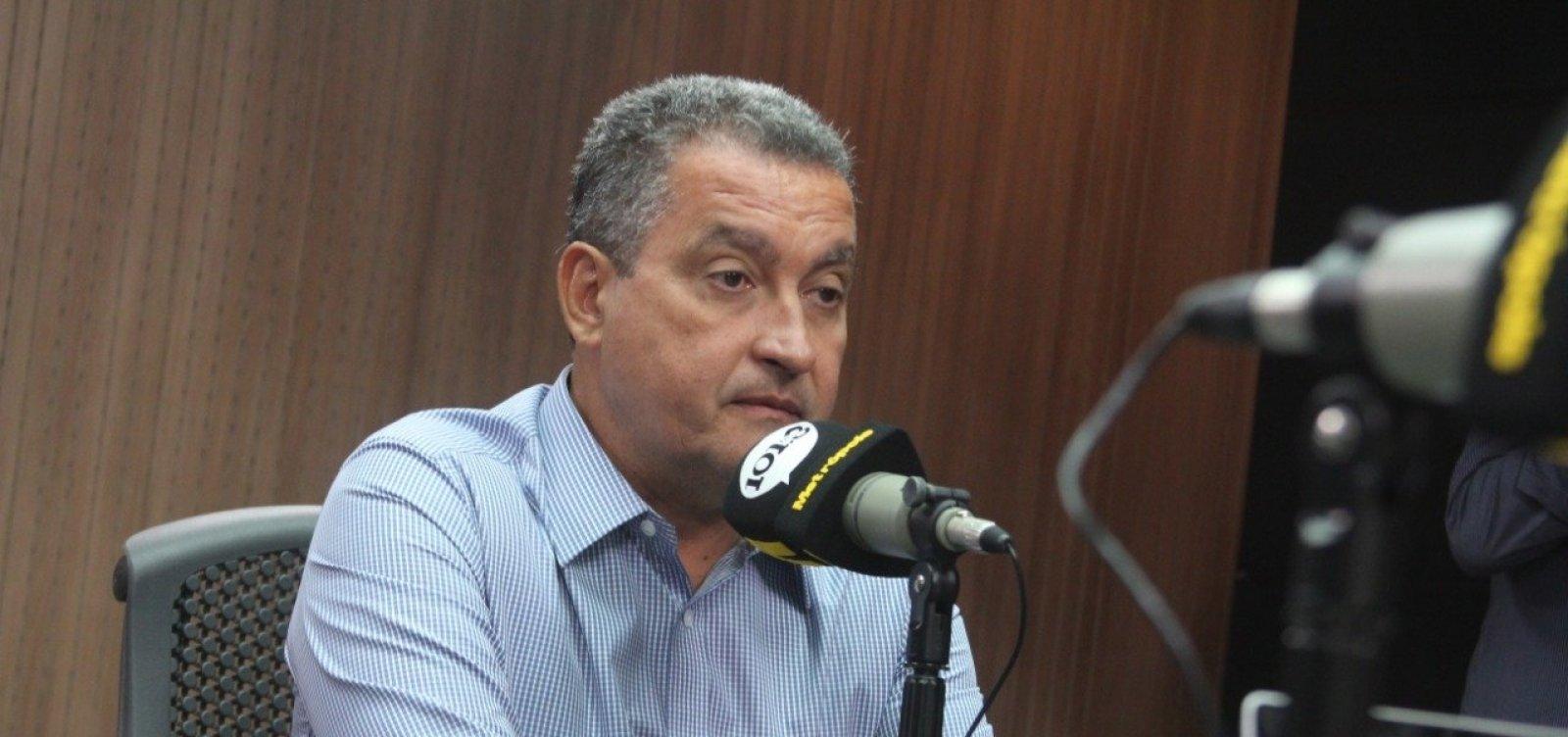 [Rui aposta em Haddad eleito no primeiro turno e diz não se preparar para Bolsonaro]
