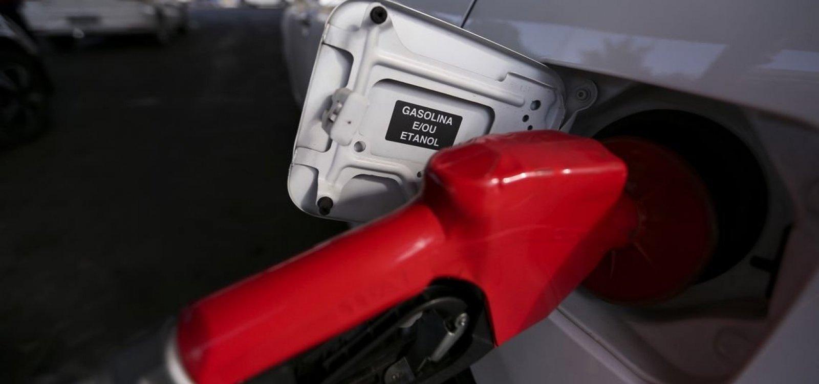 [Bahia tem a gasolina mais cara do Nordeste, segundo ANP]