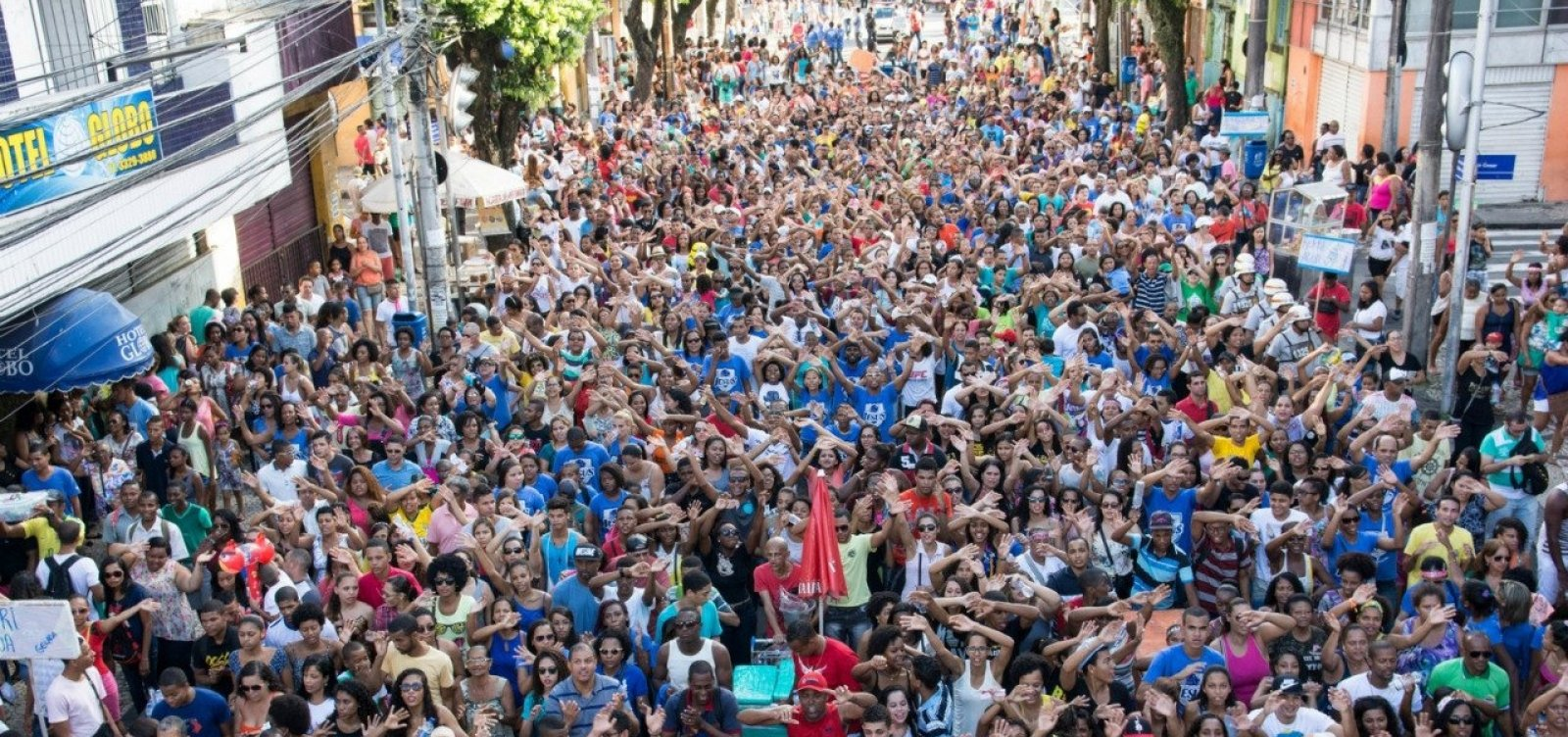 [21ª Marcha para Jesus será realizada no Campo Grande]