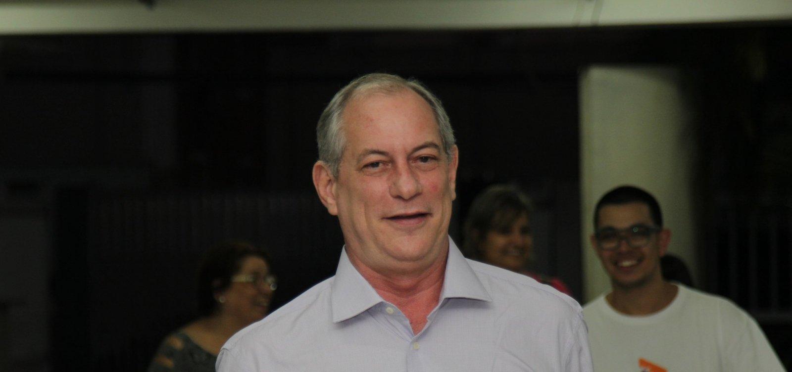 [Ciro questiona se Haddad dará conta de 'proteger Brasil do avanço do nazismo']