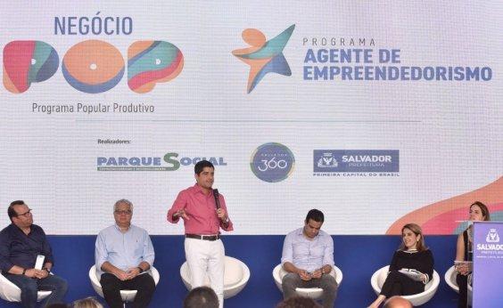 [Prefeitura de Salvador lança programa de crédito desburocratizado]