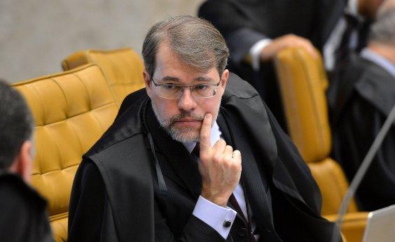 [Toffoli não descarta julgamento neste ano de ação sobre indulto assinado por Temer]