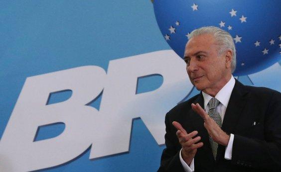 [Temer diz que Brasil criou mais de 100 mil empregos com carteira assinada em agosto]