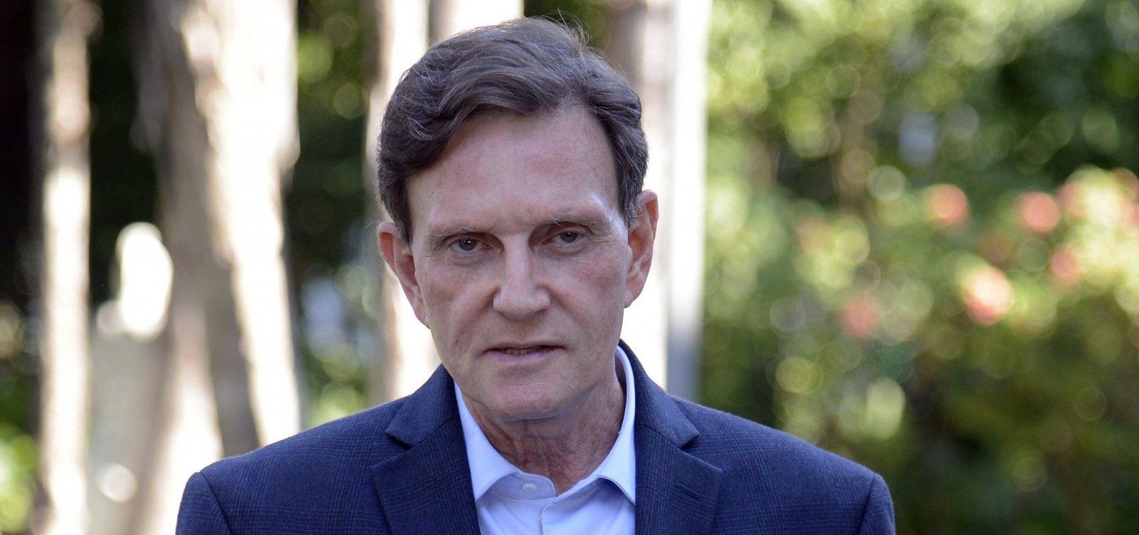 [Câmara do Rio rejeita novo pedido de impeachment contra Crivella]