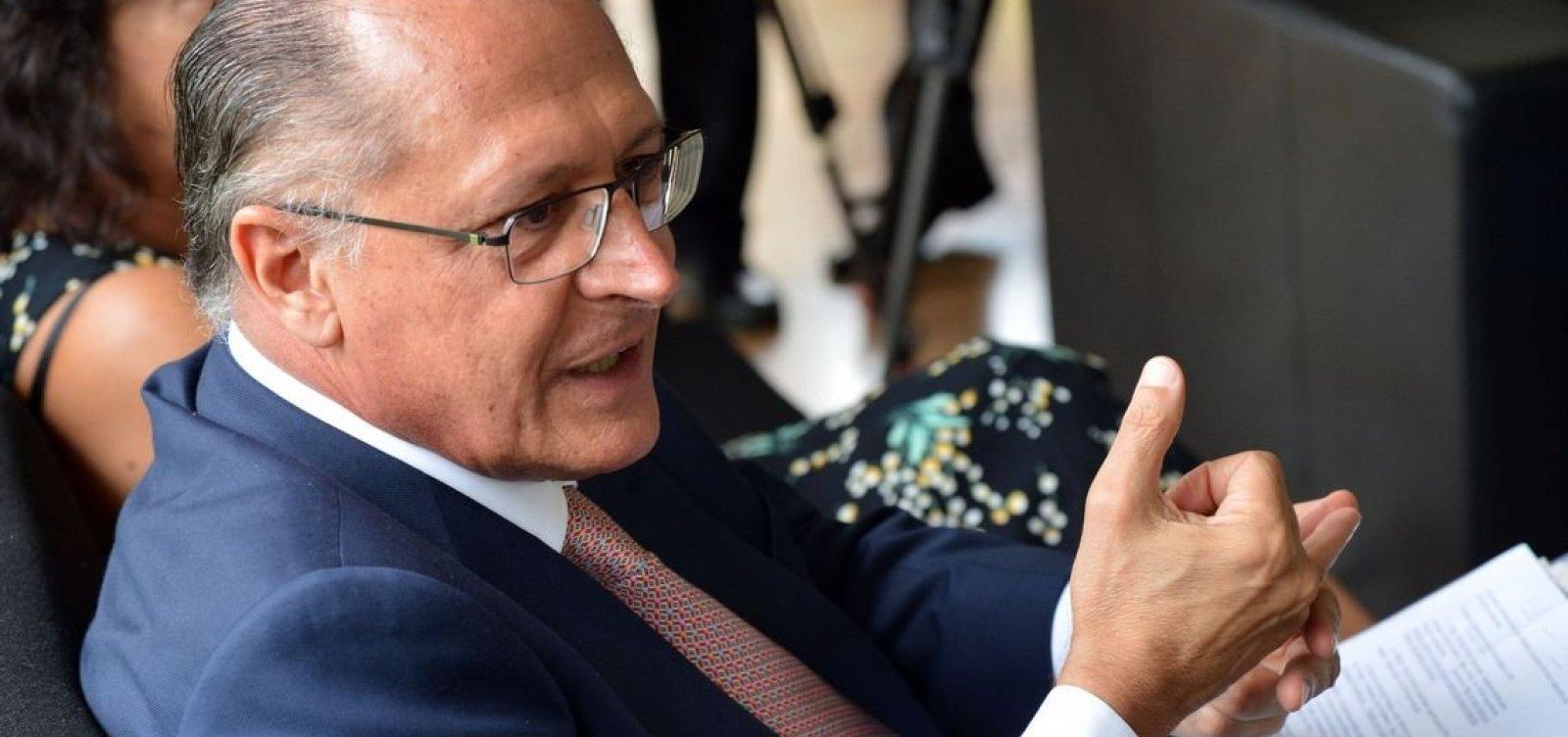 [Alckmin sobe tom contra Bolsonaro em propaganda eleitoral]
