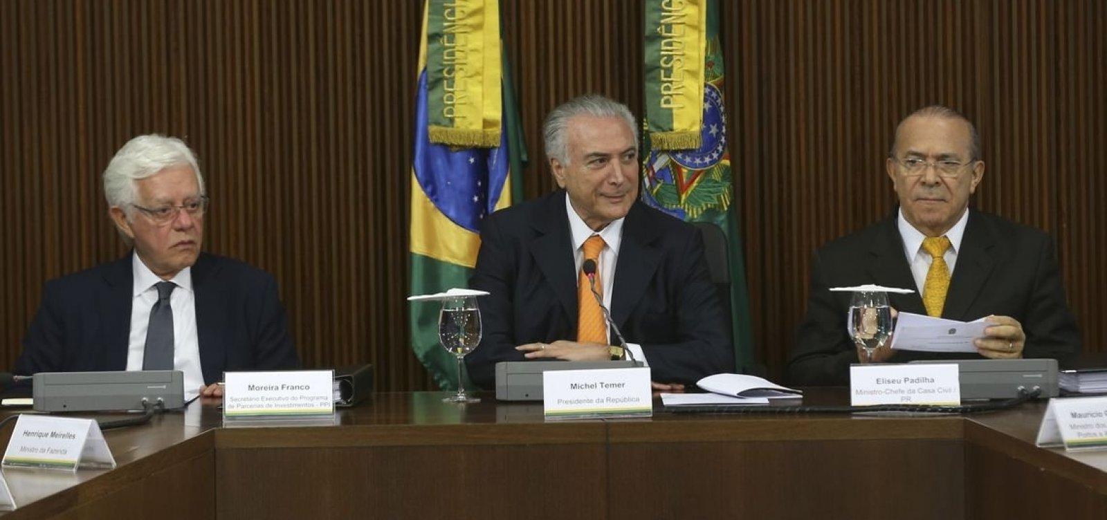 [Temer e ministros são chamados a depor sobre esquema criminoso na Petrobras]