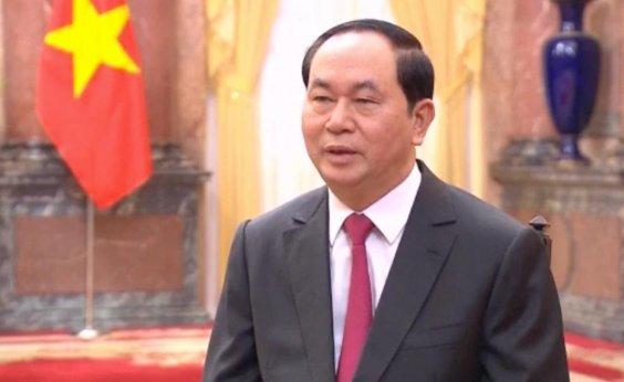 [Presidente do Vietnã morre aos 61 anos em Hanói]