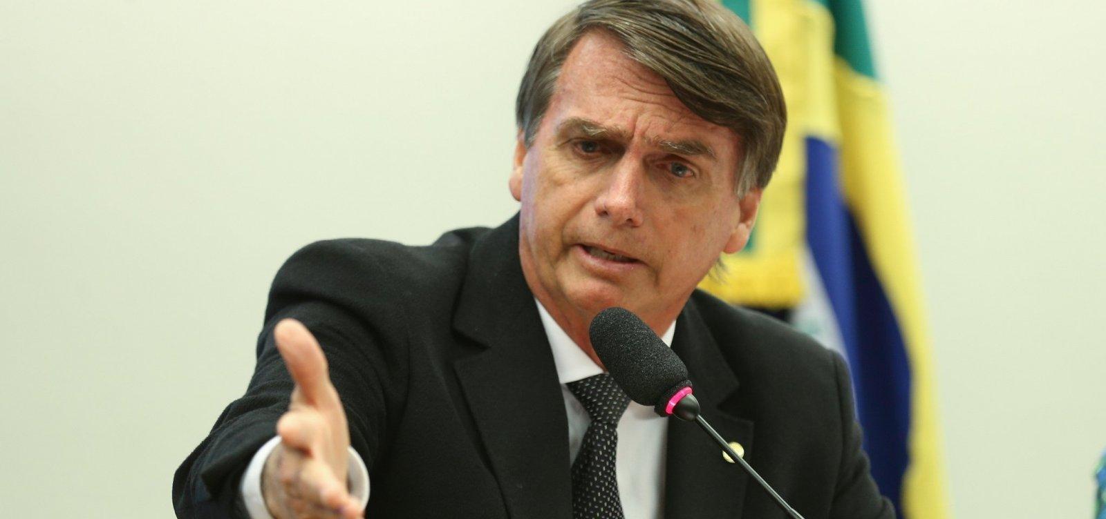 [Jornalista tem celular invadido após publicar reportagem sobre Bolsonaro]